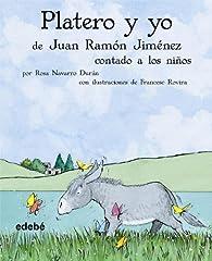 PLATERO CONTADO A LOS NIÑOS par Juan Ramón Jiménez