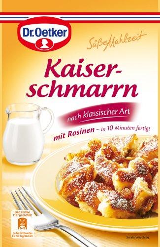 Dr. Oetker Kaiserschmarrn, 14er Pack (14 x 165 g)