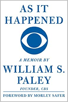 As It Happened (English Edition) par [Paley, William S.]