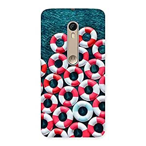 Stylish Saving Sea Back Case Cover for Motorola Moto X Style