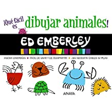 ¡Qué fácil es dibujar animales! (Ocio Y Conocimientos - Juegos Y Pasatiempos)