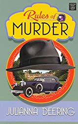[(Rules of Murder)] [By (author) Julianna Deering] published on (October, 2013)