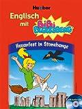 Englisch mit BiBi BLOCKSBERG™: Hexenfest in Stonehenge / Buch mit Audio-CD