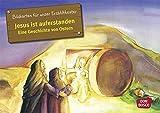 Kamishibai Bildkartenset Jesus ist auferstanden. Eine Geschichte von Ostern. - Bildkarten für unser Erzähltheater (Bibelgeschichten für unser Erzähltheater)
