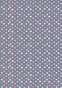 Clairefontaine Pollen - 41211C - Pack de 10 Papier Cartonné - A4 - Galets