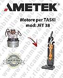 Jet 38Motor Ametek Einlassventil für Teppichreiniger Taski