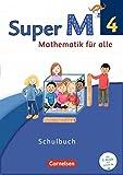 Super M - Westliche Bundesländer - Neubearbeitung: 4. Schuljahr - Schülerbuch mit Kartonbeilagen - Klaus Heinze