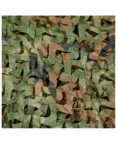 nungs-Netz-Tarnungs-Netz-Feld-Tarnungs-Netz kampierende Armee-Jagd-Schießen-Sonnenschutz-Netz, Thema-Partei-Dekoration (Color : 6.5M×6.5M) ()