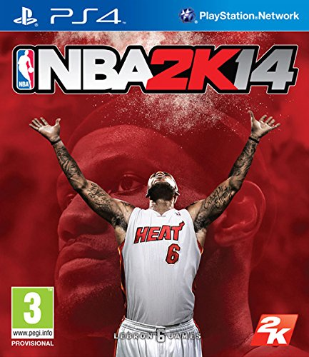 2K NBA 2K14, PS4 Basic PlayStation 4 English, Spanish video game - Video Games (PS4, PlayStation 4, Sports, Multiplayer mode, E (Everyone))