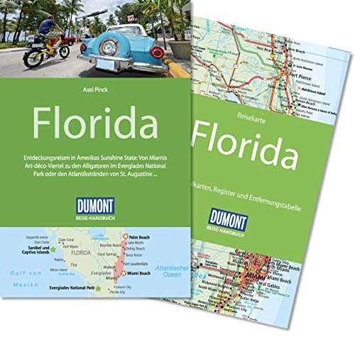 DuMont Reise-Handbuch Reiseführer Florida: mit Extra-Reisekarte