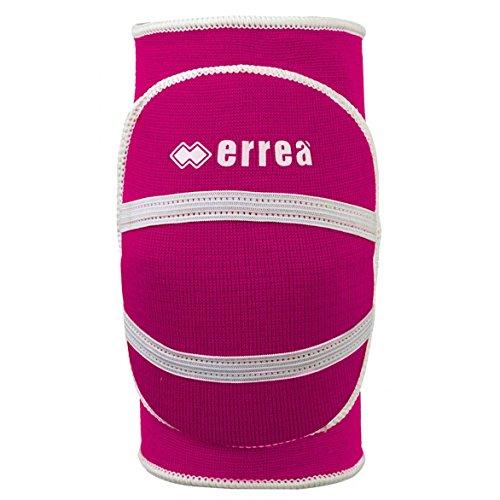 ERREÀ Volleyball & Turnen · ATENA Knieschoner · UNIVERSAL Knieschutz für Jungen & Mädchen · ONESIZE Schoner für Kinder & Jugendliche Größe XS, Farbe pink (Rosa Jugend-volleyball Knieschoner)