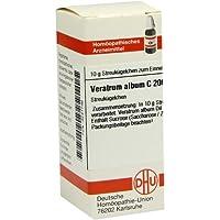 VERATRUM ALB C200 10g Globuli PZN:4241746 preisvergleich bei billige-tabletten.eu