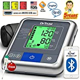 Best Cuff Blood Pressure Monitors - Dr Trust USA BP A-One Max Connect Bluetooth Review