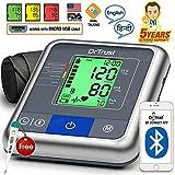Dr Trust USA BP A-One Max Connect Bluetooth Dual Talking Digital Blood Pressure