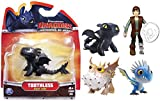 How to Train Your Dragon 2 Action Figures Mini Dragon 7 cm Assortment (6) Spin Master