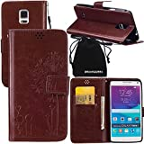 Best Note4 Cases - Note 4 Case, Galaxy Note4 Case, DRUnKQUEEn Wallet Review