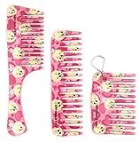 Warner Bros. Combs Set - Tweety Pink Hea...