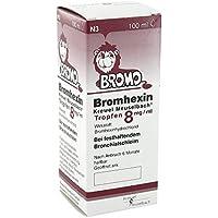 Bromhexin Krewel Meuselb.tropfen 8mg/ml 100 ml preisvergleich bei billige-tabletten.eu