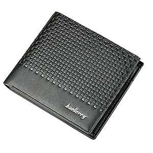Woodland Men's Bi-Fold Leatherette Wallet || Brown Color