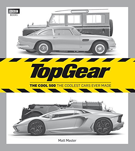 Top Gear: Daft Cars Cover Image