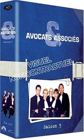 Avocats & Associés : L'intégrale saison 5 - Coffret 4 DVD
