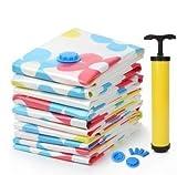 #10: Nimble House ® ™1 Set of 2 Pcs of Vacuum Space Saver Bag with 1 Hand Pump (110X100cm)