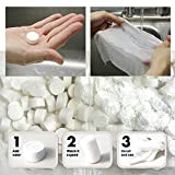 #3: Set Of 30Pc Disposable Compressed Towel Portable Face Care Face Cleaning Wipes Mini Cotton Hand Towel/Tissue