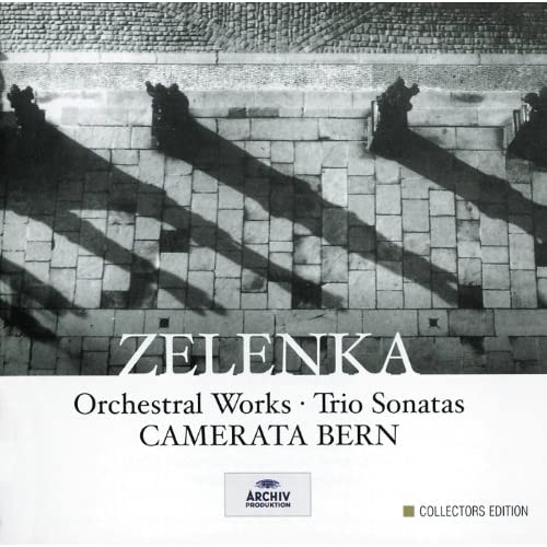Zelenka: Sinfonia a 8 concertanti In A Minor - 2. Andante