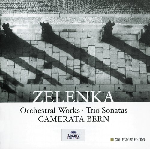 Zelenka: Hipocondrie a 7 concertanti In A Major - (Adagio) - Allegro - Lentement
