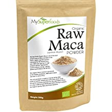Polvo Organico Maca (500g)   La mejor calidad disponible   Por MySuperfoods