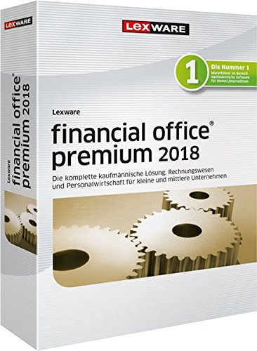 Lexware financial office premium 2018 Jahresversion - Inventory Software Business
