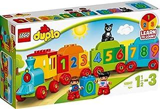 LEGO Duplo 10507 - Eisenbahn Starter Set, Zug Spielzeug (B00B06XU82) | Amazon price tracker / tracking, Amazon price history charts, Amazon price watches, Amazon price drop alerts