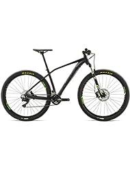 Orbea alma H30MTB Hardtail marco negro tamaño 18/46cm 2017para bicicleta de montaña