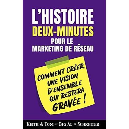 L'histoire Deux-Minutes pour le Marketing de Réseau: Comment Créer une Vision D'ensemble qui Restera Gravée !