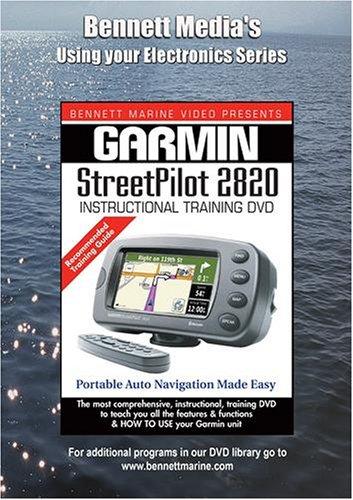 GARMIN STREETPILOT 2820 Garmin Streetpilot 2820