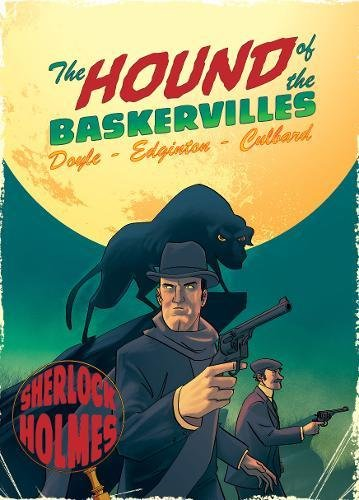 Hound of the Baskervilles (Sherlock Holmes Graphic Novel) por Ian Edginton