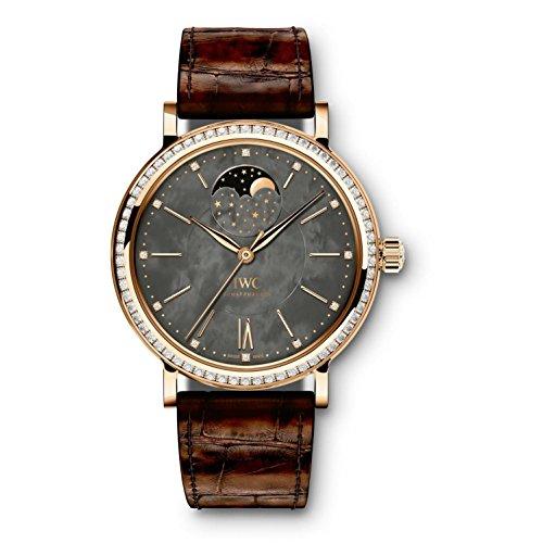 iwc-womens-portofino-37mm-leather-band-steel-case-automatic-watch-iw459003