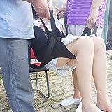 Hmlopx Baño Paciente Levantar Honda Transferir Ayudante Seguro Y Seguro Levantar Postrado En Cama Asiento Fondo Apertura Diseño Médico Levantar Equipo