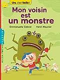 Mon voisin est un monstre (Milan poussin) (French Edition)