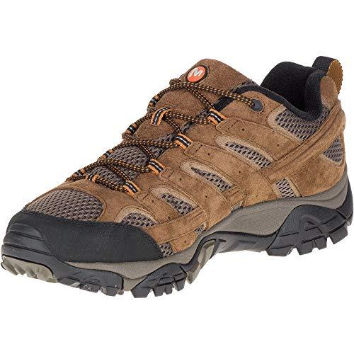 Merrell Moab 2 Vent, Chaussures de Randonnée Basses Homme, Marron (Earth), 43.5 EU