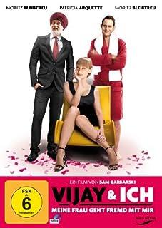 Vijay & Ich - Meine Frau geht fremd mit mir (DVD) (FSK 6) by Moritz Bleibtreu