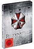 Resident Evil Quadrilogy Limited Steelbook Blu-ray DVD Video