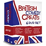 British Comedy Greats 6 DVD Box Set