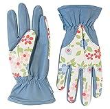 Laura Ashley Light Duty Garden Gloves, Medium
