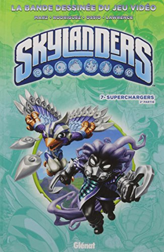Descargar Libro Skylanders, Tome 7 : Superchargers : 2e partie de Fico Ossio