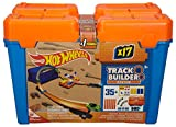 Best Hot Wheels Race Tracks - Hot Wheels Track Builder Stunt Box, Multi Color Review