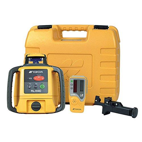 Topcon 313980753 Baulaser / Horizontallaser, mit Selbstnivellierung und D-Cell Batterien