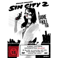 Sin City 2 - A Dame To Kill For (+ DVD) Mediabook