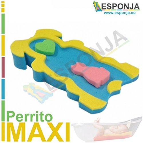 ESPONJA con forma de Perrito tamaño MAXI - Tamaño 52,5 x 32,5...