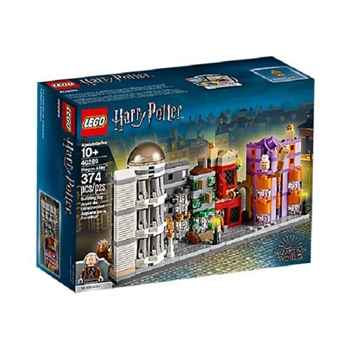 Lego Harry Potter 40289 DIAGON Valley